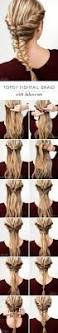 Hairstyle Steps For Girls by Best 10 Easy Hairstyles Ideas On Pinterest Easy Kid