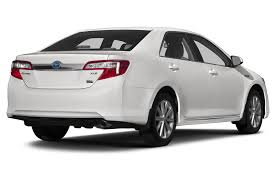 best 2014 toyota camry hybrid to buy