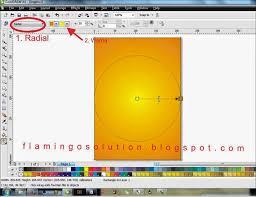 membuat poster dengan corel draw x7 tutorial membuat poster dengan tipografi di coreldraw flamingo