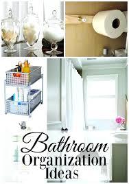 bathroom closet storage ideas small bathroom organization creative bathroom storage ideas bathroom