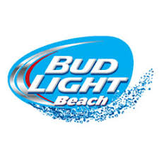 Bud Light Logo Professional Beach Volleyball Nvl Sponsors