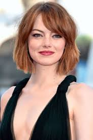 gorgeous short haircuts for thick straight hair 407 best celebrity hairstyles images on pinterest hairstyles