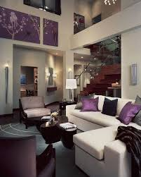 livingroom deco deco purple living room design ideas pictures zillow digs