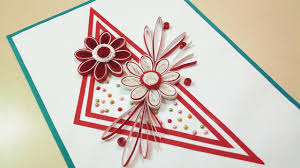 paper quilling designs how to make a birthday card paper