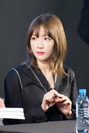 taeyeon cute snsd taeyeon kpop fashion hairstyle