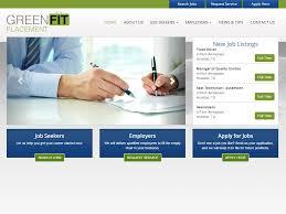 job placement web design job placement website design