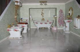 Victorian Home Decor by Easy Victorian Style Bathroom About Remodel Home Decorating Ideas