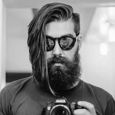 hairstyles that go with beards beard hairstyles hairstyles