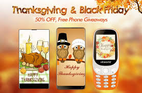 vkworld black friday thanksgiving offers gizchina
