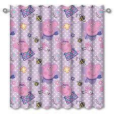 66 Inch Drop Curtains Peppa Pig Curtains Ebay