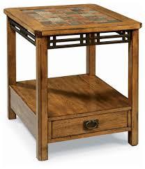 table item amazing oak end tables american craftsman oak end