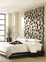 bedroom extraordinary cream pebble tile headboard with white