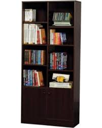 Espresso Bookcase With Doors Don T Miss This Deal On Acme Verden Bookcase With 3 Doors Espresso