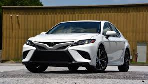 toyota camry test drive 2018 toyota camry se test drive review autonation drive