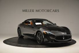 maserati 2017 granturismo 2017 maserati granturismo mc stock w298 for sale near westport