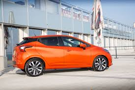 nissan orange 2017 nissan micra tekna review