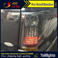 2004 jeep grand cherokee tail light assembly tail lights for jeep grand cherokee 1999 2004 led taillight tail