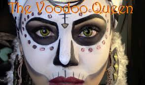 halloween tutorial the voodoo queen official killjoyy youtube