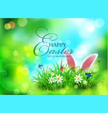 easter u0026 rabbit vector images over 15 000