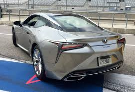 lexus lc hybrid cost first look 2018 lexus lc 500h performance coupe