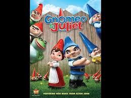 opening gnomeo juliet 2011 dvd