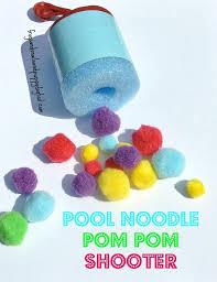 14 pool noodle crafts