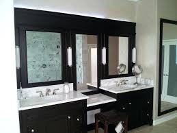 Wall Mounted Mirror Cabinet Wall Ideas Wall Mounted Vanity Mirror Bronze Wall Mounted Makeup