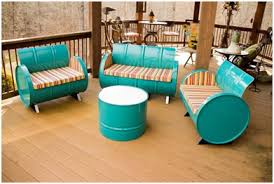 Ideas Under  To Decorate With Recycled Outdoor Furniture - Recycled outdoor furniture