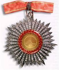 Ottoman Medals The Order Of Distinction Or Order Of Honour Turkish Nişan I