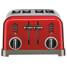 Under Cabinet 4 Slice Toaster by Cuisinart 4 Slice Toaster Cpt 180 Cpt 180 Jcpenney
