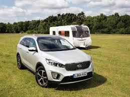 kia sorento review kia tow cars practical caravan