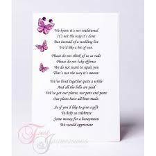 Wedding Gift Money Poem 26 Best Wedding Invitations Images On Pinterest Invitation Ideas