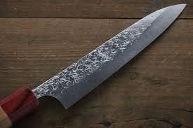 American Kitchen Knives Kurosaki Shizuku R2 Sg2 Hammered Pettty Japanese Chef Knife 150mm