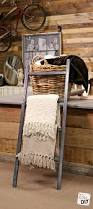 Storage Solution Easy Storage Solution How To Make An Inexpensive Blanket Ladder