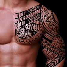 24 tribal shoulder tattoo designs ideas design trends