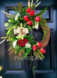 spring wreaths for front door spring wreath for front door best home furniture ideas