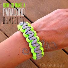 make bracelet with paracord images How to make paracord bracelets a girl and a glue gun jpg