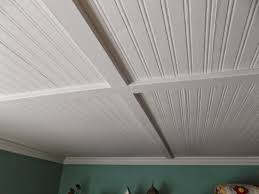 ceiling beadboard planks home decorating interior design bath