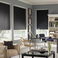 Hampton Blinds Hampton Bay Signature Blackout Roller Shade The Home Depot