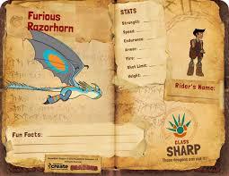 dreamworks create dragon flyer