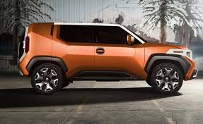 toyota new suv car toyota ft 4x concept is a fun suv for millennials the torque report
