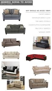Different Sofas Design Mistake 1 The Generic Sofa Throughout Different Styles Jpg