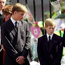 diana burial when was princess diana u0027s funeral and what have prince william and