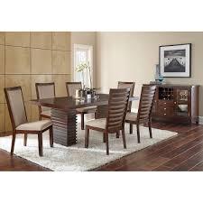 8 pc dining room set zuri 8 piece dining set
