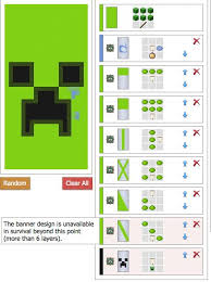 How To Make Decorations In Minecraft Best 25 Minecraft Banner Crafting Ideas On Pinterest Minecraft