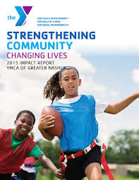 Blue Vase Marketing Beverly Ma Ymca Of The North Shore Annual Report 2014 Final Version Web By