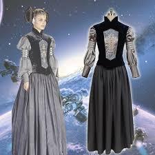 Padme Halloween Costumes Star Wars Padme U0027 Amidala Packing Gown Cosplay Costume Halloween