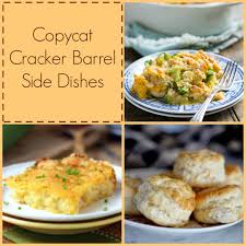 thanksgiving cracker barrel 10 cracker barrel side dish recipes allfreecopycatrecipes com