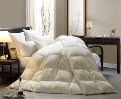 Storing Down Comforter Aliexpress Com Buy 100 White Goose Down Comforter Ivory Winter