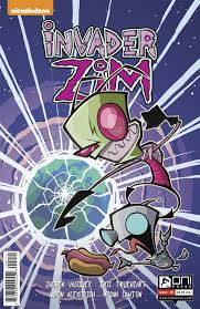 invader zim invader zim 2 eric trueheart jhonen vasquez amazon com books
